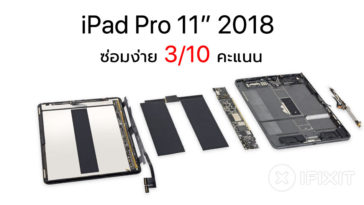 Ipad Pro 2018 Teardown By Ifixit