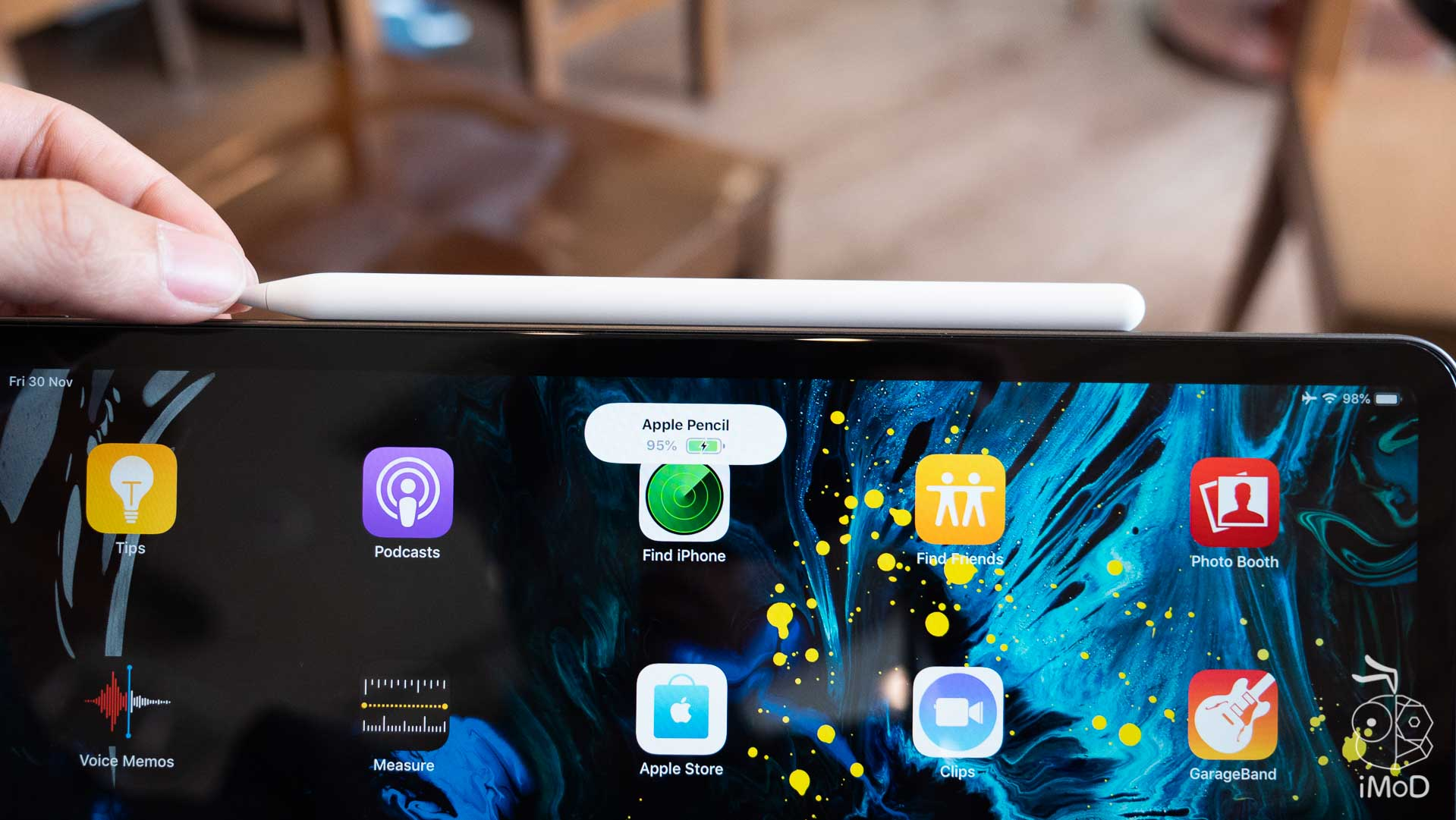 Ipad Pro 2018 With Apple Pencil 2 Review 1211636