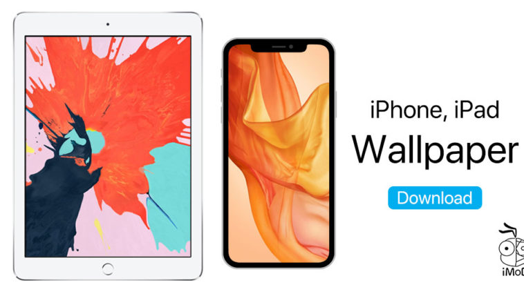 Macbook Air Ipad Pro 2018 Wallpaper