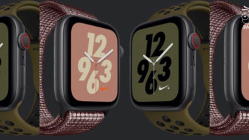 New Apple Watch Nike Brand