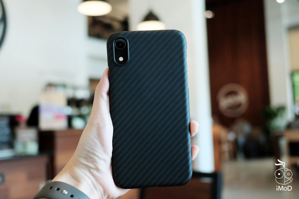 Pitaka Aramid Iphone Xr Case Review 9