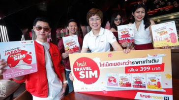 Truemove H New Travel Sim Air Asia Super Rich