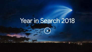 Google Year In Search 2018