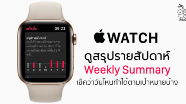 How To Check Weekly Summary Activity Apple Watch