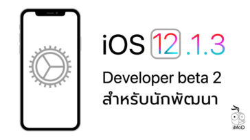 Ios 12 1 3 Developer Beta 2 Seed