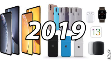 Apple Product 2019 Release Expect