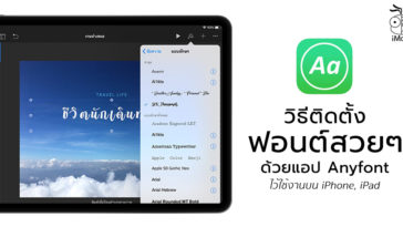 How To Install Other Font Iphone Ipad Cover