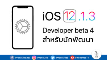 Ios 12 1 3 Developer Beta 4 Seed