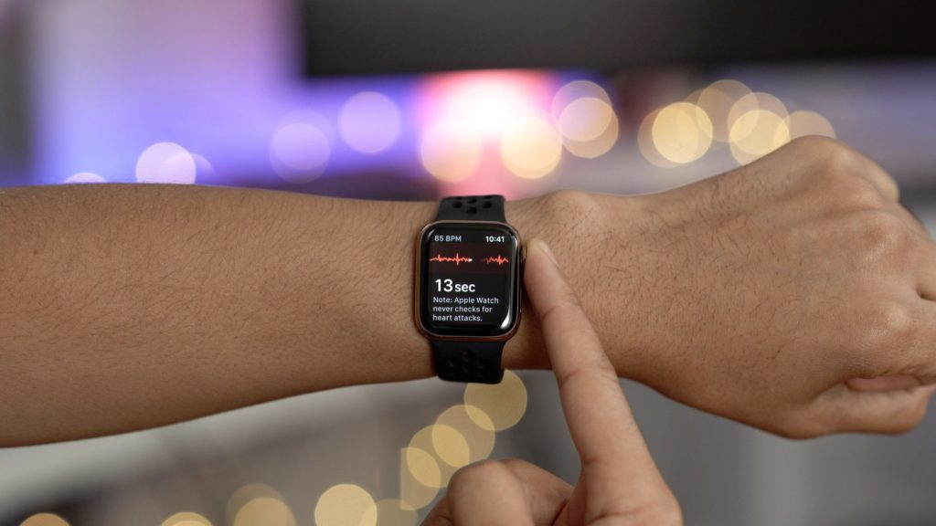 Apple Watch Ecg Feature Save Washington Man And Texas Woman Life 1
