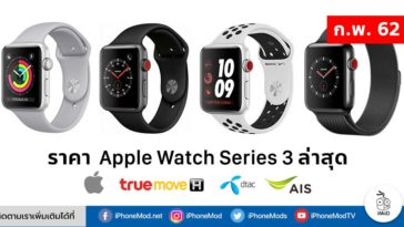 Apple Watch Series 3 Price Update Feb 2019 Cover