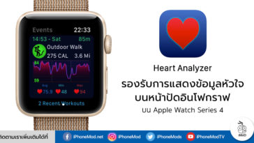 Heart Analyzer Watch App Update