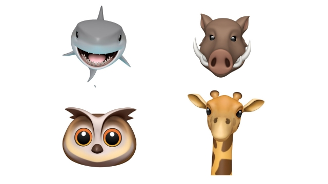 New Animoji Ios 12 2 Developer Beta 2 Img 1