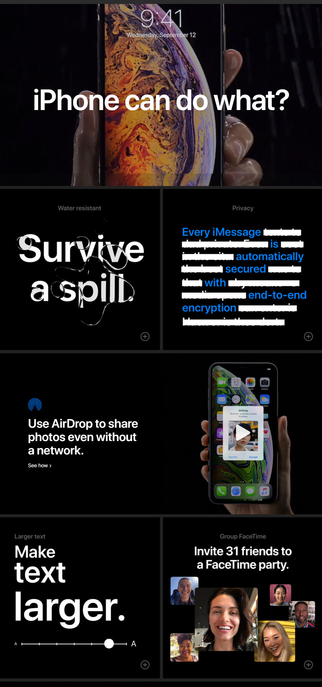 Apple Released That Iphone Page And Video Img 2
