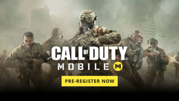 Call Of Duty Mobile Pre Register Cover