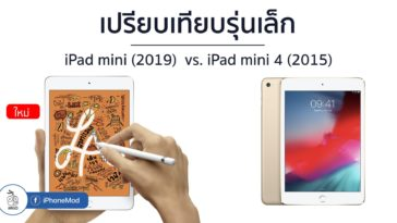 Ipad Mini 5 2019 Vs Ipad Mini 4 2015 Cover