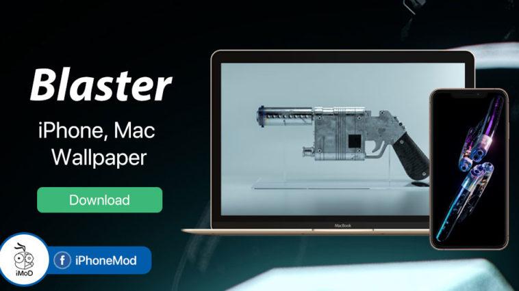 Iphone Mac Wallpaper Blaster