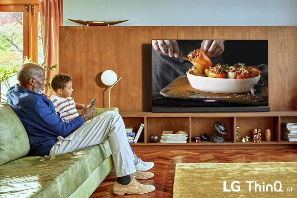 Lg Smart Tv 2019 Sale Support Airplay 2 Homekits Mid Year 2