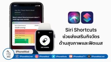 Siri Shortcuts Boost Your Health And Fitness