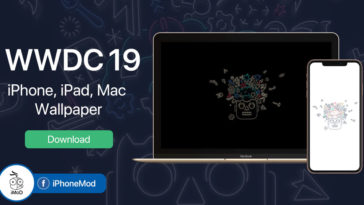 Wwdc 2019 Iphone Ipad Mac Wallpaper Download Set 2