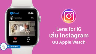 Lens For Ig Play On Apple Watch Cover