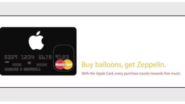 Stevejobs Apple Credit Card Idea 2004
