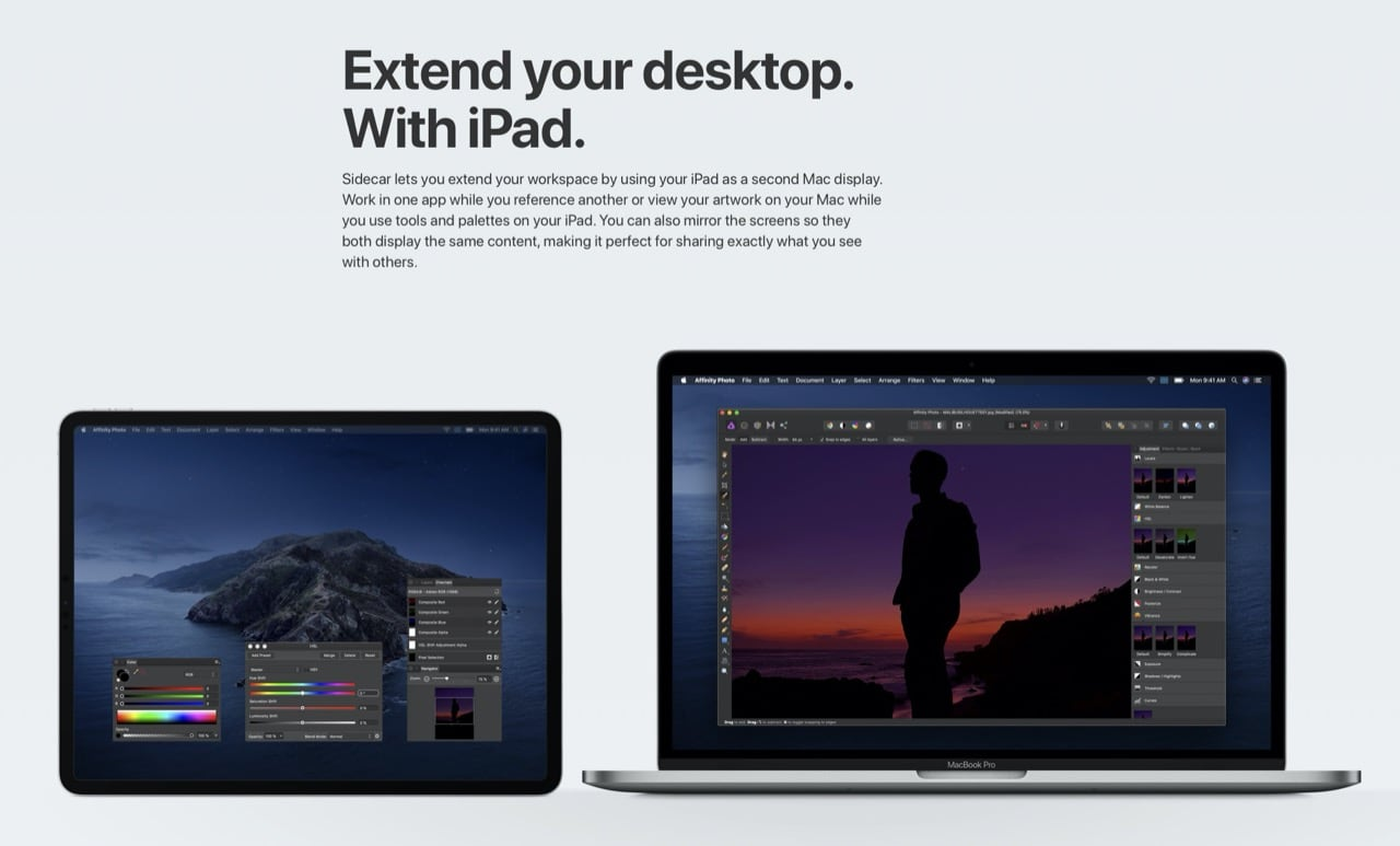 Sidecar Feature On Macos Catalina And Ipados 13