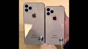Iphone 11 And Iphone 11 Max Mockup By Ben Geskin