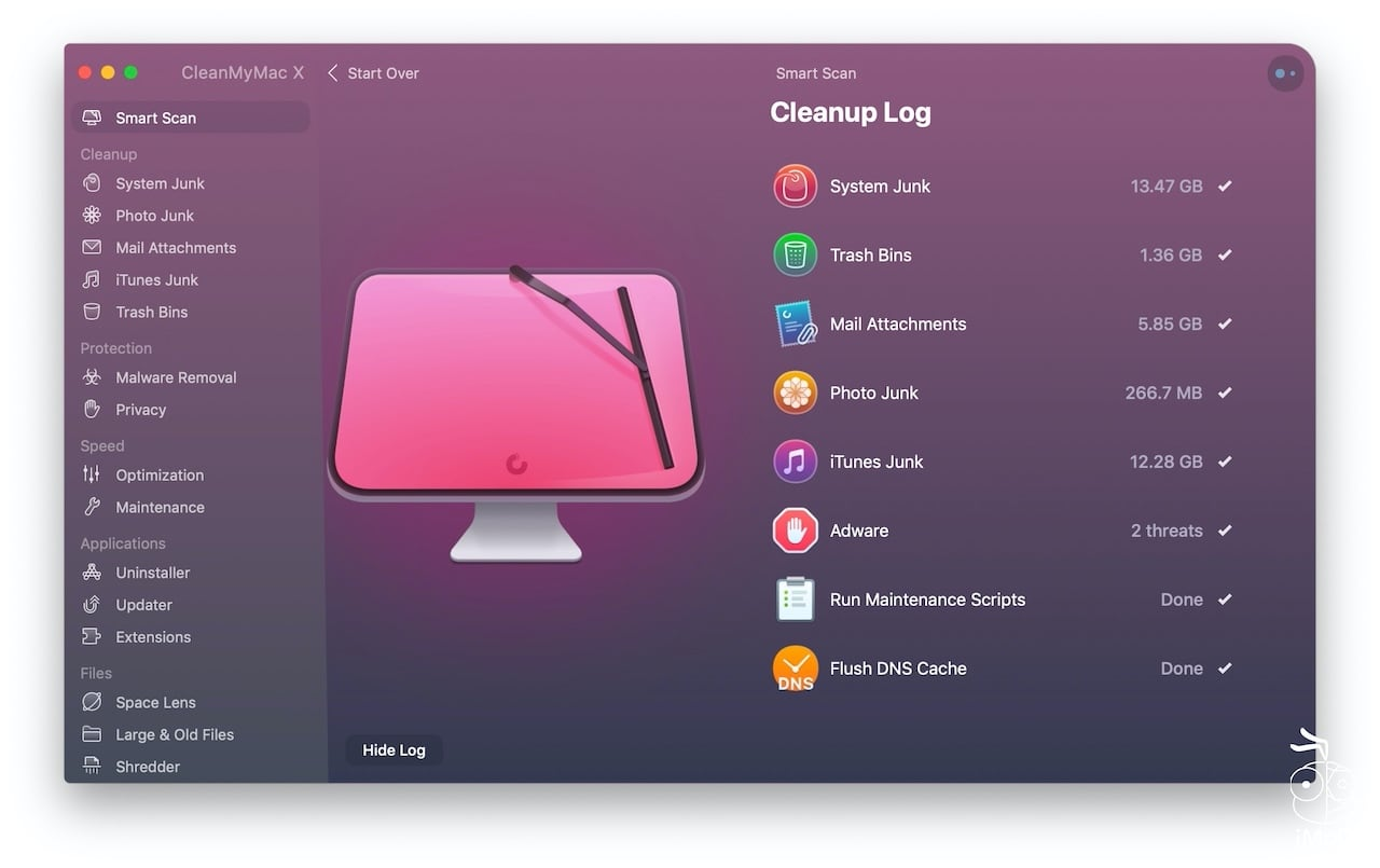 Cleanmymac X Review 9