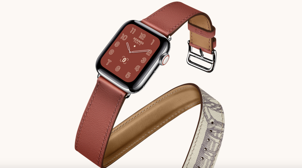 Apple Watch Series 5 Material Weight Compare 4