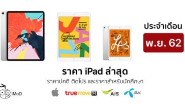 Ipad Price List Nov 2019