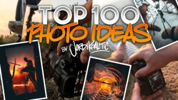 100 Creative Photo Ideas In 12 Minutes Cover